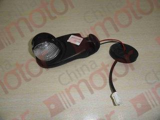 Фонарь габаритный на кабину правый FOTON-1099 1В22037100008
