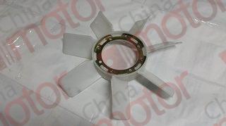Вентилятор радиатора двигателя FOTON-1039 (Крыльчатка вентилятора)