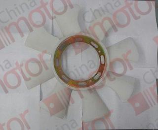 Вентилятор радиатора двигателя FOTON-1049C (Крыльчатка вентилятора)