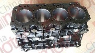 Блок цилиндров (4JB1) FOTON 1039/1049С (гильзованный)