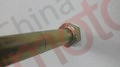 Палец амортизатора переднего FOTON-1049А нижний (d16x70/M12)