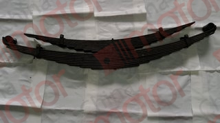 Рессора задняя FOTON 1089 (L=1520mm (длина по краям ушка Лист №1))