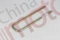 Стремянка задней рессоры задняя FOTON-1069/1099 (Дл.430мм) дл.-430мм,шир.-80мм
