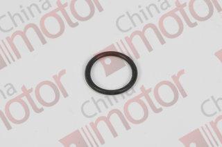Стопорное кольцо шестерни привода пром. Вала FOTON-1099 (резиновое кольцо)