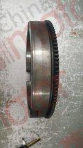 Маховик в сборе (4JB1) JMC 1032 (Е2), FOTON 1039/1049C (под диск сцепления D240мм c демпфером D160мм) (Z=108)
