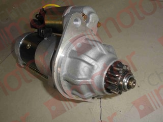 Стартер FOTON 1089 EBPО-3 (24V) (нового образца, бендикс открытый)