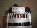 Генератор  FOTON 1039,1049C ЕВРО 3 BJ493ZLQ3, (JFZ180-1101) 14V, 80A, E049362000034