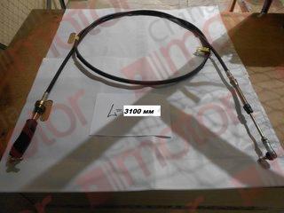 Трос КПП YUEJIN 1041 выбора передач (L=3100 мм) 1 шт
