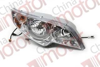 Фара передняя правая HIGER KLQ6896(6885 new style) 37HA1-11200-PCT
