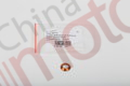 "Шайба форсунки топливной 6WG1 Hitachi ZX450 CXH50S-6WA1 (9,1x15x3,5) ""ISUZU"""