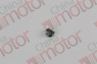 """Лампа приборной панели 24V 3W (зеленый цоколь) ISUZU CYZ51/EXZ52, """"ISUZU"""""""