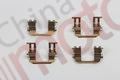 """Пластины тормозных колодок (противоскрипные) ISUZU BIGHORN, TROOPER, OPEL MONTEREY ,WIZARD, MU """"ISUZU"""""""