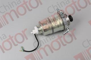 """Фильтр топливный сепаратор в сборе 4HG1 ISUZU NKR71E """"ISUZU"""" (c элементом)"""