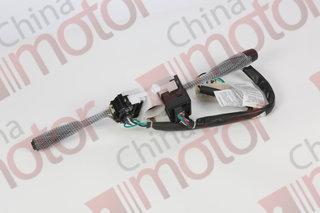 Переключатель подрулевой 2-х рычажный, JK309N, (разъем плоский 2-х рядный 14 контактов)