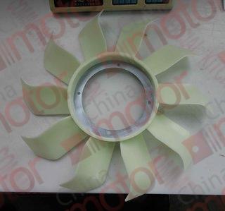 """Вентилятор радиатора двигателя 4JJ1 ISUZU NLR85,NMR85 (10 лопастей) """"CM"""" (Крыльчатка вентилятора)"""