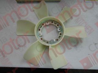 """Вентилятор радиатора двигателя 4HK1 ISUZU NQR75 (6 лопастей) """"CM"""" (Крыльчатка вентилятора)"""