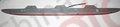 """Фонарь задний стоп-сигнала дополнительный (ZK6121H,ZK6858H, ZK6831H) ZD705*1 """"YUTONG"""""""