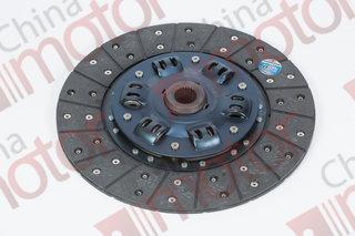 Диск сцепления (275mm 24шл) (CA4DC2-10E3-051) FAW 1041/BAW 1044 (Euro3) 1601210-Е3 4102В.26.30 DONGFENG/FOTON/JAC