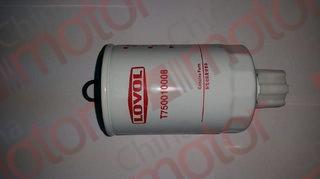 """Фильтр топливный грубой очистки FOTON 1049A/1069/1099/1093/1041 """"LOVOL"""" Т750010008, FF5327"""