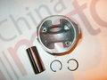 """Поршень двигателя 6HK1 ISUZU FRS,FVR (0.00) (комплект: поршень+палец+стопорные кольца) """"CM"""""""