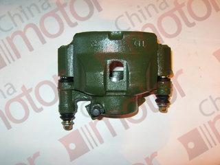 Суппорт тормозной передний BAW-33463 Tonik левый, (3501200-D01 GREAT WALL DEER правый) 1 поршень (БЕЗ КОЛОДОК) 6486-3501020
