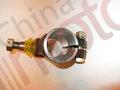"""Наконечник тяги рулевой поперечной левый ISUZU GIGA (10PC1) (M50x1.5) 143150780 """"SAMTIN"""""""