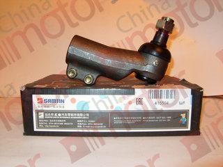 """Наконечник тяги рулевой поперечной правый ISUZU 10PD1 (M50x1.5)  (отверстие под тягу """"глухое"""") """"SAMTIN"""""""
