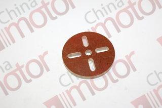 """Пластина ТНВД YC4D80/YC6B125/YC6108 YUCHAI фланец к компрессору двигателя  """"Оригинал"""""""