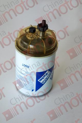 """Фильтр топливный сепаратор элемент FOTON 1061,1051 (элемент) (фильтр ГОТ) (c крышкой, датчиком воды) """"Parker"""""""