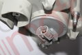 """Фара противотуманная ISUZU FVR34/CYZ52 левая (комбинированная с указателем поворота) """"CM"""" (в бампере)"""