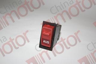 Выключатель AUS ZK6122H9 клавишный