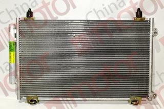 Радиатор кондиционера BYD F3, F3R