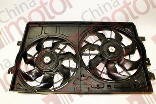 Электровентилятор радиатора охлаждения Geely Emgrand EC7