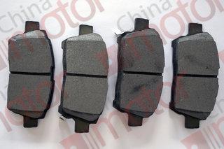 Колодки тормозные передние GW Coolbear, Florid, Hover M2, Peri  (4 шт.)