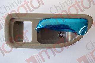 Ручка двери внутреняя левая в сборе (бежевый салон) GW Hover H2