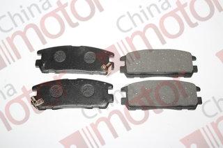 Колодки тормозные задние GW Hover H2, H3, H5, Safe F1  (4 шт.)