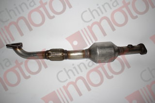 Труба приемная глушителя Lifan X60