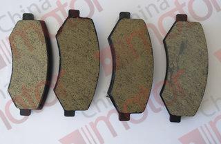 Колодки тормозные передние Lifan Cebrium  (4 шт.)