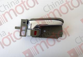 Ручка двери внутренняя передняя/задняя правая серая Lifan Solano